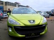 Peugeot 308,  1.6 бензин,  2008