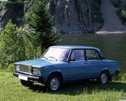 ВАЗ 2107, 91Гг./170000/серосиний/газ/бензин/на ходу