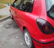 Fiat Bravo SX,  1998 г.в.,  266 000 км.,  купе