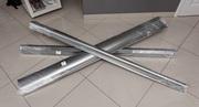 Автомобильные пороги. Оцинкованная сталь 1.2 мм