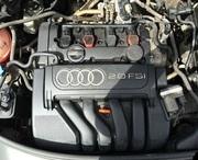 Двигатель бензиновый для Ауди А3,  2001 год