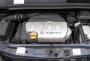 Двигатель для Опель Зафира A,  1999 год