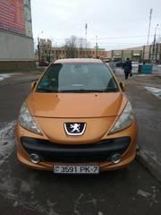 Продаю Peugeot 207,  2008 г. авто без проблем недорого